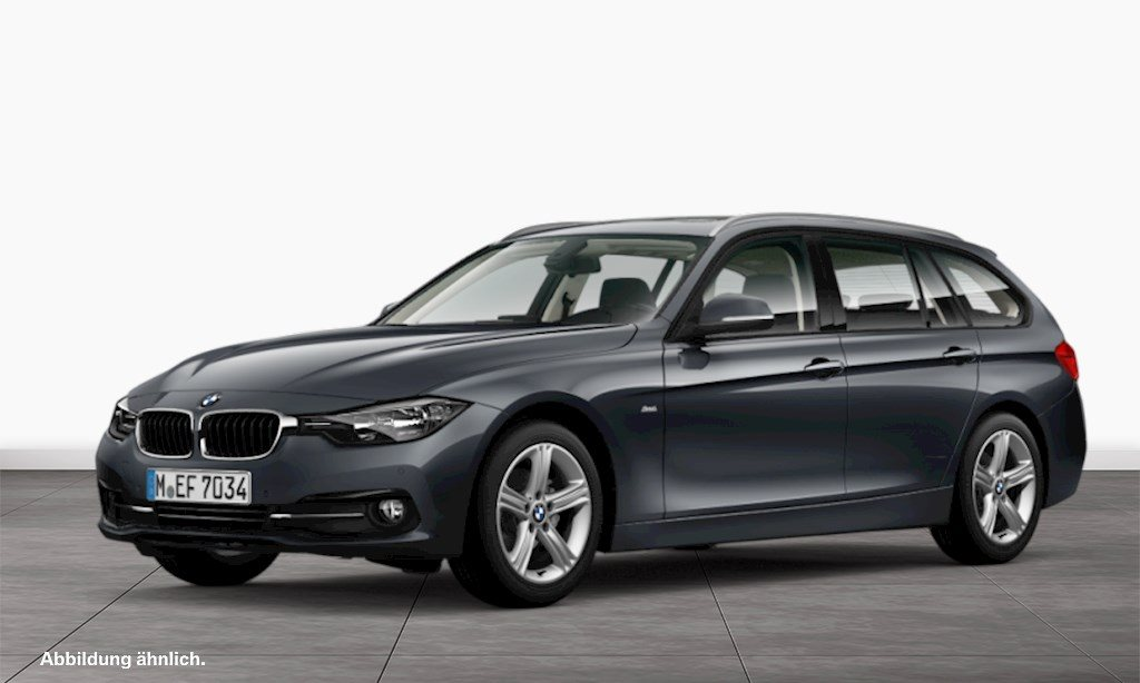Foto 'BMW 318d Touring *Sport Line*EU6*Pano.Dach*Navi Prof.*'