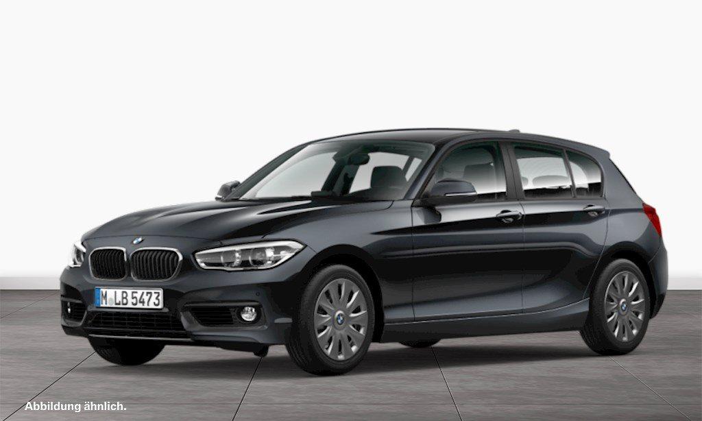 Foto 'BMW 116d 5-Türer *Advantage*EU6*LED*Navi Bus.*Tempomat*'