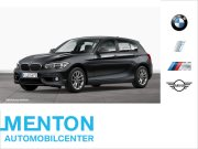 BMW 116d 5-Türer LED PDC Bluetooth SHZ