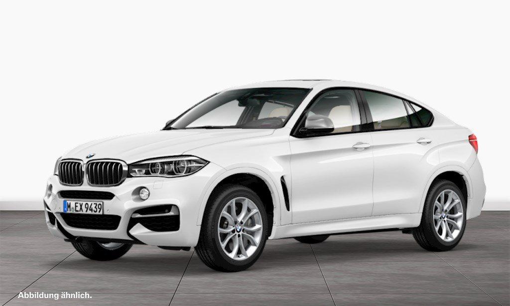 Foto 'BMW X6 M50d M Sportpaket Head-Up HK HiFi DAB LED'