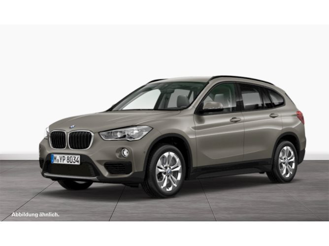 BMW X1 sDrive18i Advantage HiFi DAB LED RFK Navi