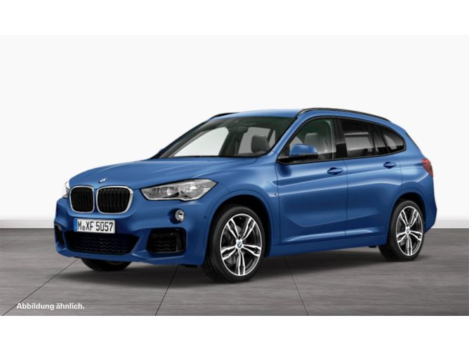 BMW X1 sDrive18i MSport M Sportpaket Head-Up DAB